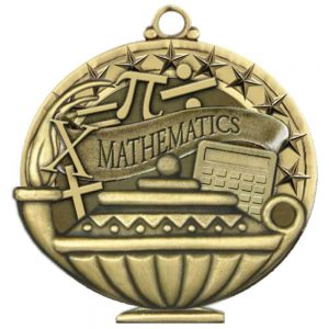 Math Academic Awards